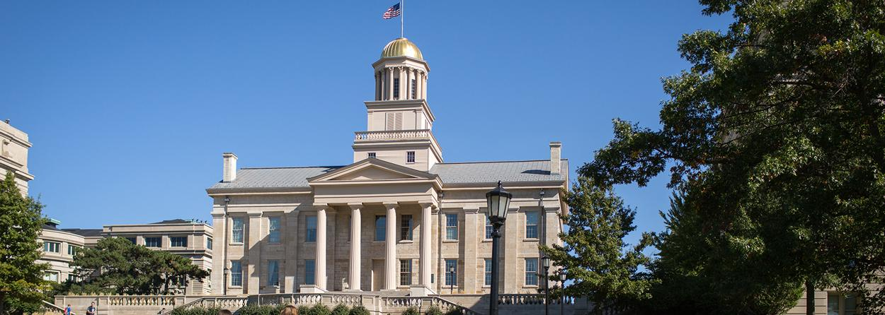 Old Capital Building, Iowa City, IA